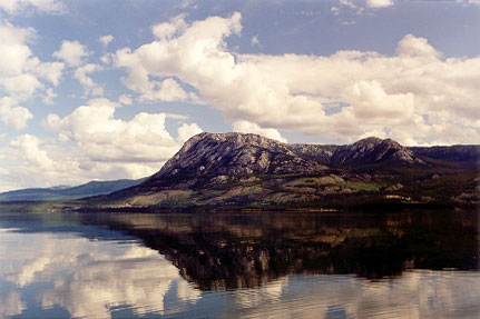 Little Atlin Lake - Western Shore